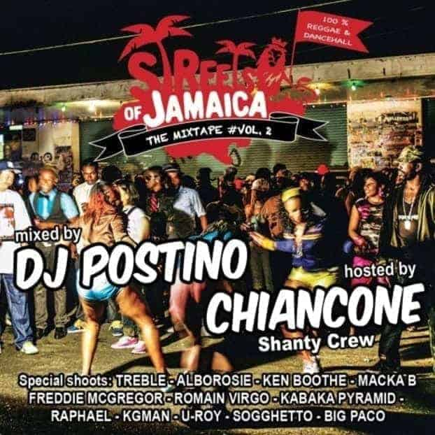 Heart On Fire Sound: Streets of Jamaica Mixtape #2 (2018